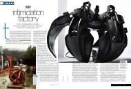 Feature on Arcangelo Sassolino in Men's Vogue - FEINKOST