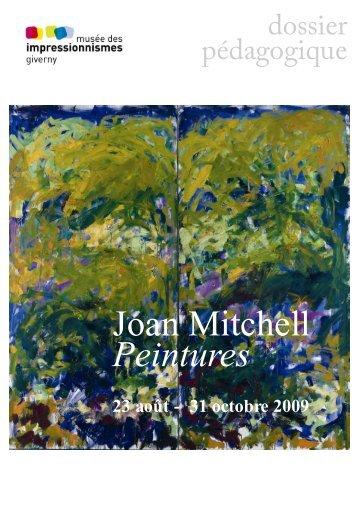 Joan Mitchell Peintures - Musée des impressionnismes Giverny