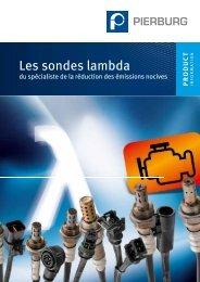 Les sondes lambda - MS Motor Service France SAS