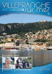 Conseil Municipal Dossier - Villefranche-sur-Mer