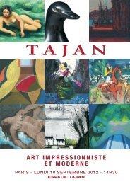 du Japonisme à la céramique contemporaine - Tajan