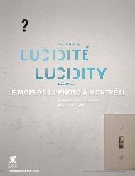 Programme 2011 - Mois de la photo à Montréal