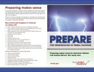 Southern Plains Individual/Family Brochure - Ready.gov