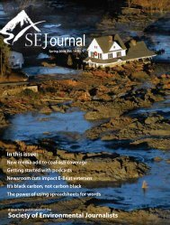 PDF Download - Society of Environmental Journalists