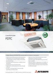 FDTC22-56 Cassette-unit - Stulz