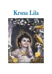 Krishna Story - Picture Form - ebooks - ISKCON desire tree