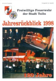 Datei herunterladen (pdf, ~2,7 MB) - Stadtfeuerwehr Tulln