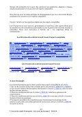 PROJET DE RAPPORT SUR - le cercle du barreau - Page 2