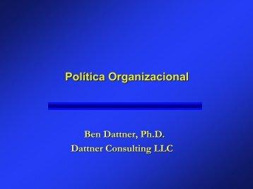 Política Organizacional - Dattner Consulting