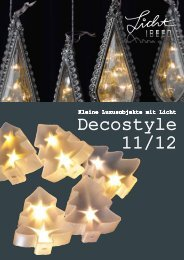Decostyle 11/12 - Lichtideen.at