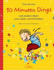 10 Minuten Dings - Klett Kinderbuch
