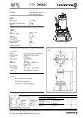 Datasheets DWM42 series 60 c/s - Landustrie - Page 2