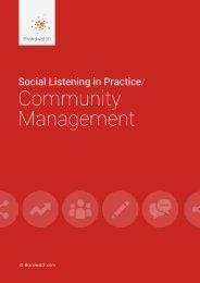 SLiP-Community-Management