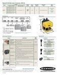 AG4-4E Safety Laser Scanner Promotional Flyer - Elion - Page 2