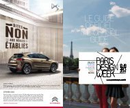 Glitch Fiction - Paris Design Week