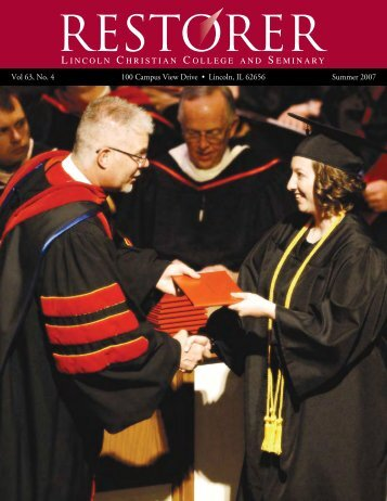 Download - Lincoln Christian University