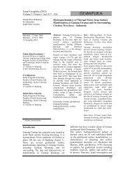Jurnal Geoaplika (2010) Volume 5, Nomor 1, hal. 017 – 026 17 ... - ITB