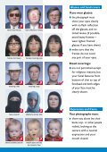 Instructions for Visa photos - Page 3