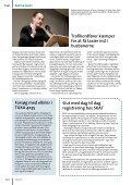 Taxierne får eneret på EP-tilladelserne - Dansk Taxi Råd - Page 4