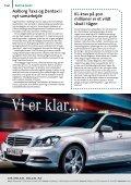 Taxierne får eneret på EP-tilladelserne - Dansk Taxi Råd - Page 6