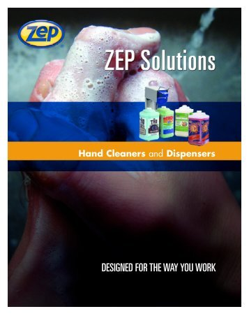 Hand Cleaners And Dispensers