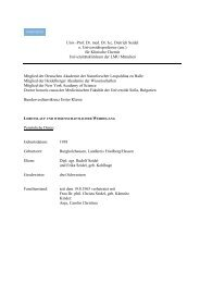 Lebenslauf (PDF) - Prof. Dr. med. Dr. hc Dietrich Seidel