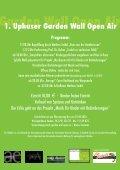 Garden Wall Open Air - Partyservice Artischock - Seite 2