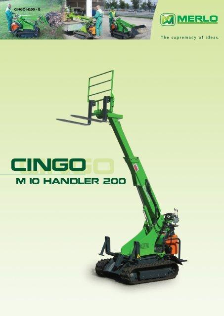 M 10 HANDLER 200 - Abemec