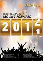 MOVING FORWARD - Esco