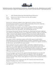 AIJCA Scholarship Application - American International Charolais ...
