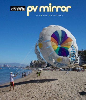 SATURDAY 7 FRIDAY 13 ISSUE 194 JULY - 2012 - pvmcitypaper