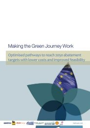 Making the Green Journey Work - Centrica