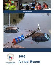 2009 Annual Report - Harris County Homeland Security ...
