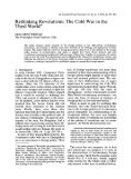 Rethinking Revolutions: The Cold War in the Third World Odd Arne ... - Page 2