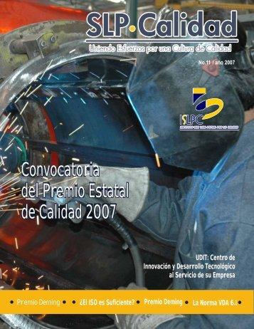 revista para pag de internet - Canacintra San Luis Potosí