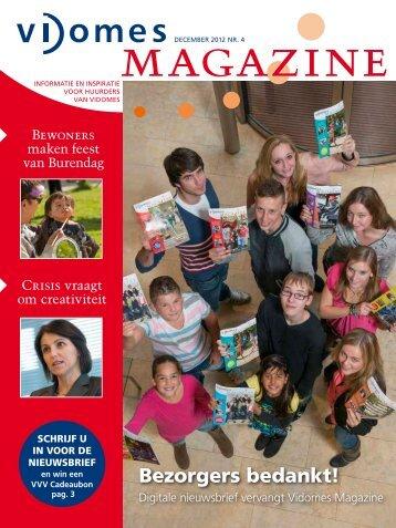 Magazine 4 - Vidomes