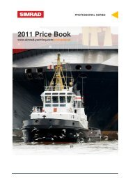 2011 Price Book - ZEPHYR MARINE