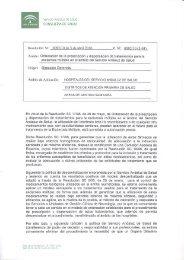 Ordenación de la prescripción y dispensación de tratamientos para ...