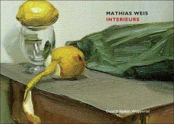 Einladung Weis - Galerie Epikur