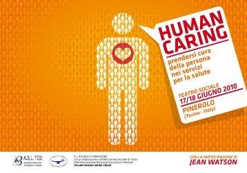 HUMAN CARING - ASL TO3