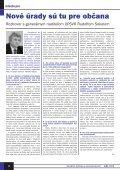 Máj 2004 - Ústredie práce, sociálnych vecí a rodiny - Page 4