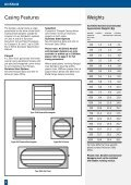 Air/Shield Dampers - Actionair - Page 4