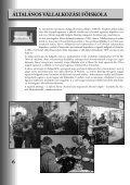 KÖSZÖNTJÜK AZ OLVASÓT! - Általános Vállalkozási Főiskola - Page 6