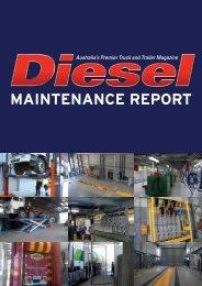 MAINTENANCE REPORT - Diesel News