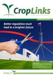 CropLinks Spring Edition 2011.pdf - CropLife Australia