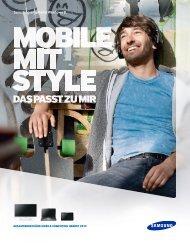 Gesamtbroschüre Mobile Computing Herbst 2013 - Samsung