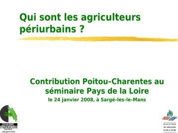 Projet Poitou-Charentes - Master Vintage