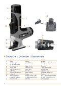 10,8 V Li-Ionen Multisäge - Batavia GmbH - Page 2