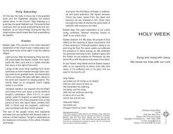 Holy Week (PDF).qxd (Page 1)