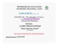 Membangun Kekuatan Ekonomi Nasional 2035 - Manajemen ...